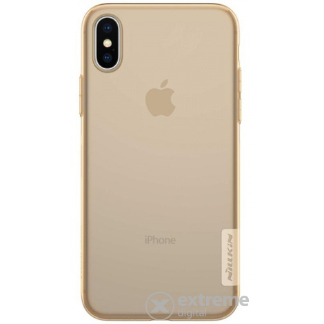 Nillkin NATURE gumi/szilikon tok Apple iPhone X (5,8