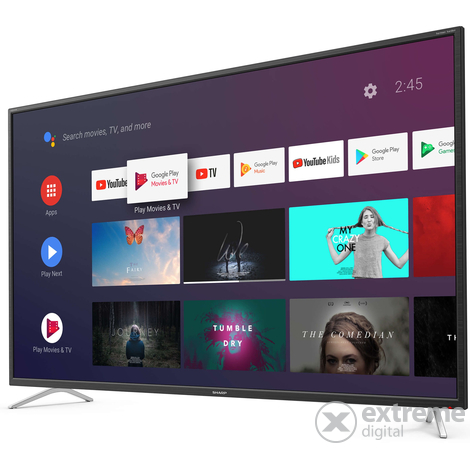 Sharp 43BL2EA Android 9.0 UHD SMART LED Fernseher