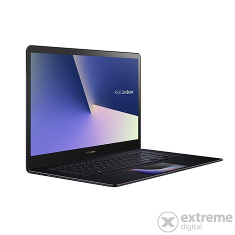 Asus ZenBook Pro 15 UX580GE-E2056T notebook, sötétkék + Windows 10