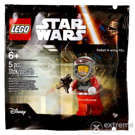LEGO® Star Wars™ 5004408 A-Wing Pilot