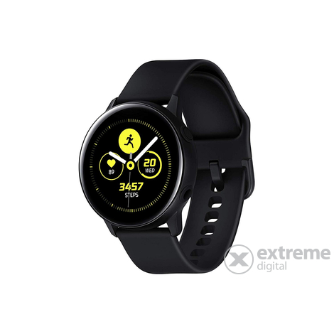 Samsung Galaxy Watch Active okosóra, Black - [Bontott]