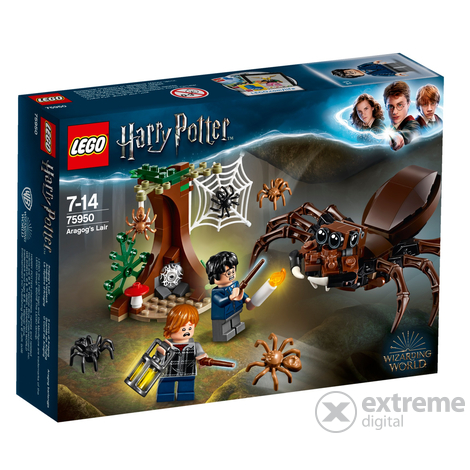 LEGO® Harry Potter Aragog barlangja 75950