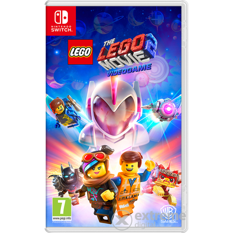 The Lego Movie 2 Nintendo Switch játékszoftver