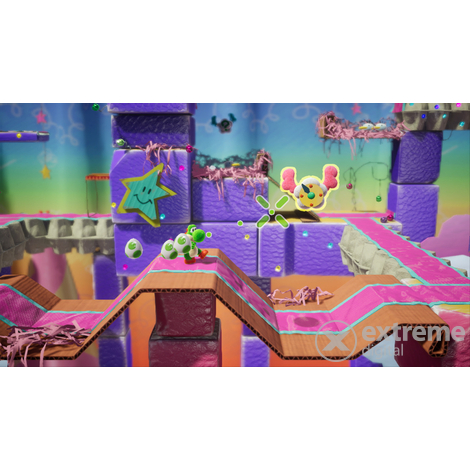 Yoshis Crafted World Nintendo Switch Spielsoftware