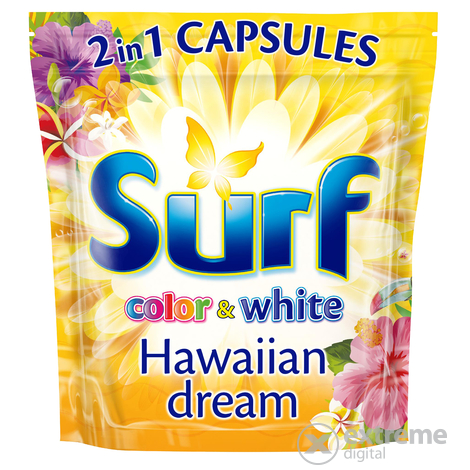 Surf Hawaiian Dream duokapszula, 42 db
