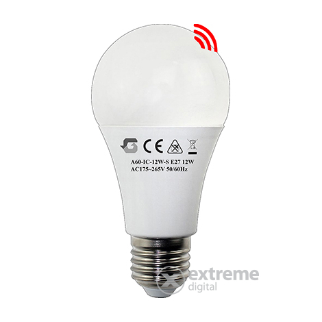 Global A60-IC-12 E27 LED fényforrás