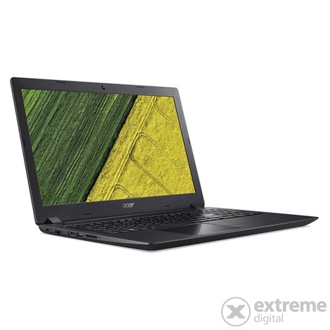 Acer Aspire A315-31-C1B4 NX.GNTEU.001 notebook  fekete