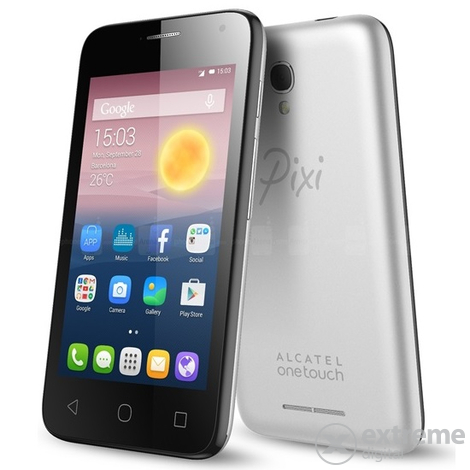Pixys android dual sim
