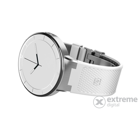 Умен часовник Alcatel Watch,бял