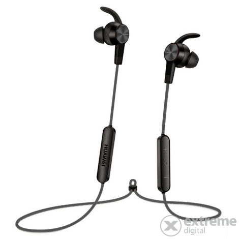 Huawei AM61 sztereó bluetooth headset, fekete