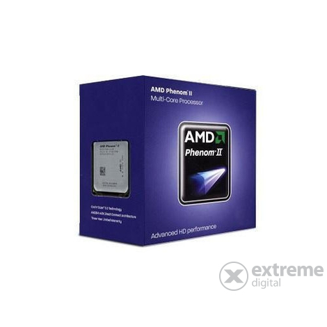 Procesor AMD Phenom II X4 850 BOX