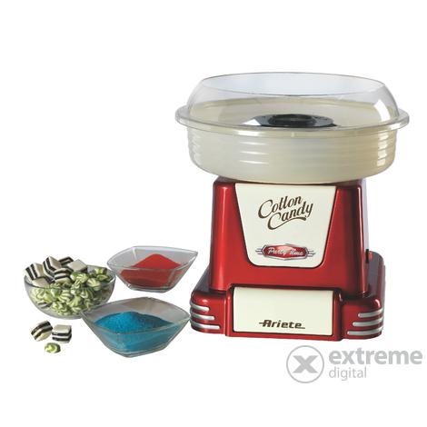 Ariete 2971 Cotton Candy vattacukor készítő.