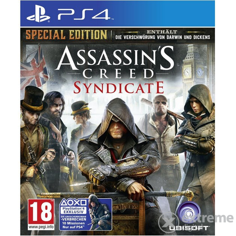 Assassins Creed Syndicate Special Edition за PS4