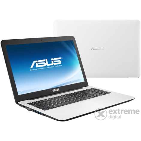Лаптоп Asus X554LJ-XO502T, Windows 10,бял