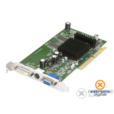 Placă video ATI Radeon 9550 DDR2 128MB AGP8X