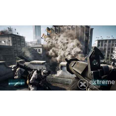 Battlefield 3 PS3 hra