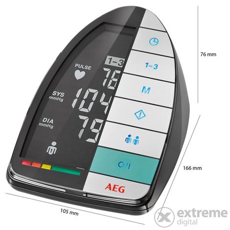 AEG BMG 5677 vérnyomásmérő - Extreme Digital