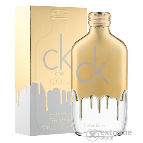 e36cbae258 Calvin Klein One Gold unisex parfüm, Eau De Toilette, 50 ml ...