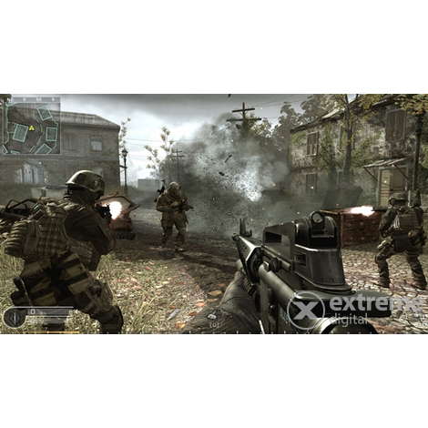 Call of Duty 4 - Modern Warfare Xbox 360 játékszoftver