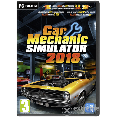car mechanic simulator 2018 pc spiel extreme digital. Black Bedroom Furniture Sets. Home Design Ideas