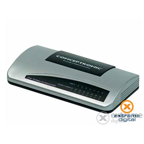 Switch Conceptronic C100S8 8 porturi