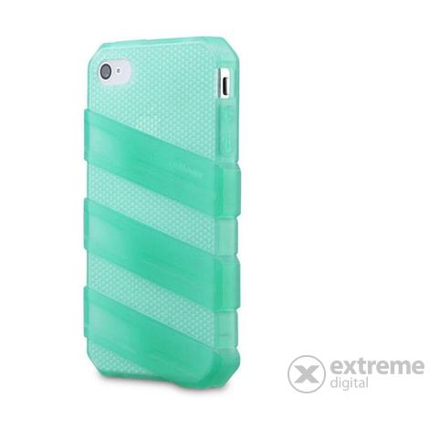 Cooler Master IPhone4S priesvitné silikónové puzdro zelené  c9513297129