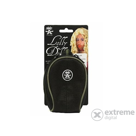 Toc Crumpler Lolly Dolly 95, negru/argintiu