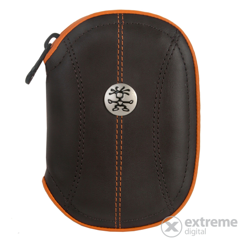 Toc din piele Crumpler Royale Thingy 45, maro
