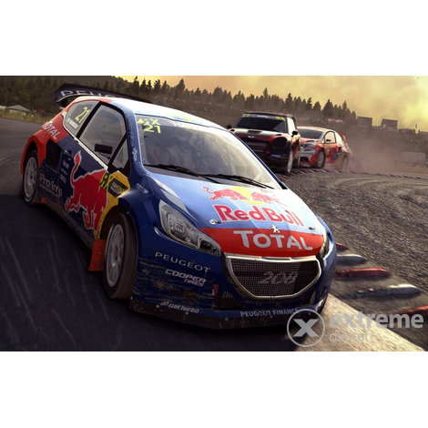Dirt Rally Legend Edition PS4 Jatekszoftver