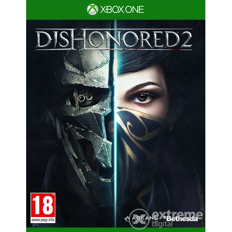Dishonored 2 Xbox One játék