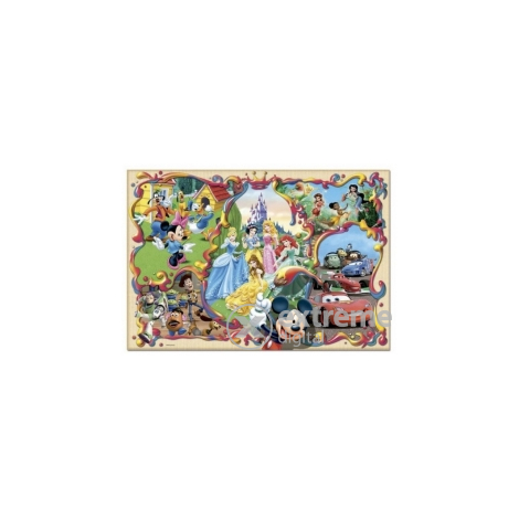 Educa Disney World Puzzle, 1000 komada