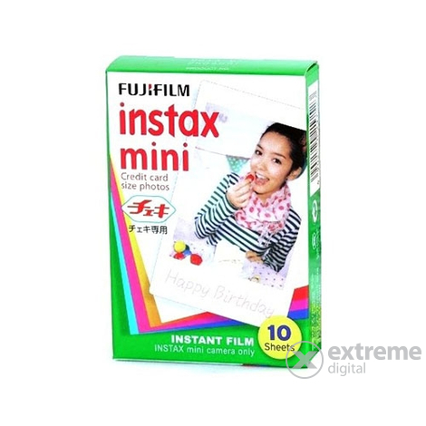 Fuji Colorfilm instax mini glossy  film