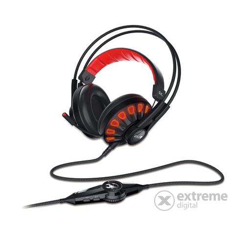 6f0231293 Genius HS-G680 7.1 gamer slúchadlá s mikrofónom | Extreme Digital