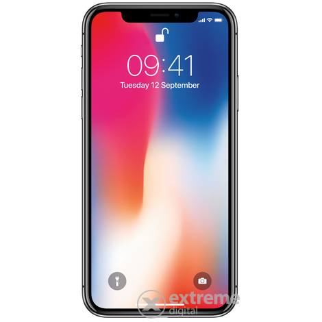 Apple iPhone X 64GB (8mqac2gh/a), space gray