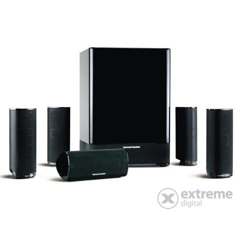 Verwonderend Harman/Kardon HKTS 60 5.1 hangfalszett, fekete   Extreme Digital VJ-44