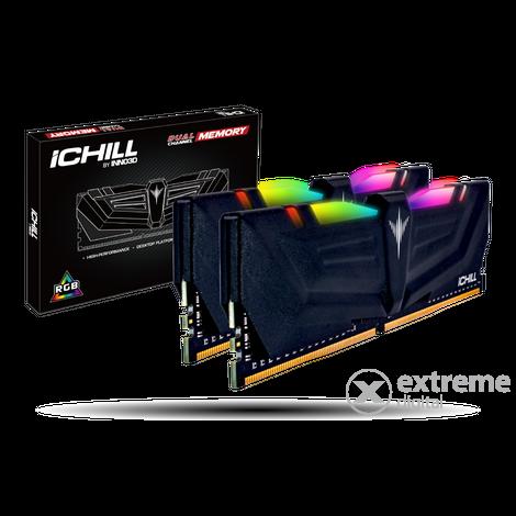 Inno3D iCHILL RGB 16GB DDR4 3600MHz Speicher (RCX2-16G3600R