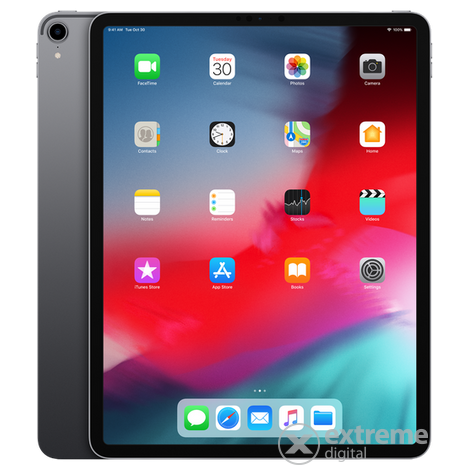 "Apple iPad Pro 12.9"" Wi-Fi 512GB, gri (mtfp2hc/a)"