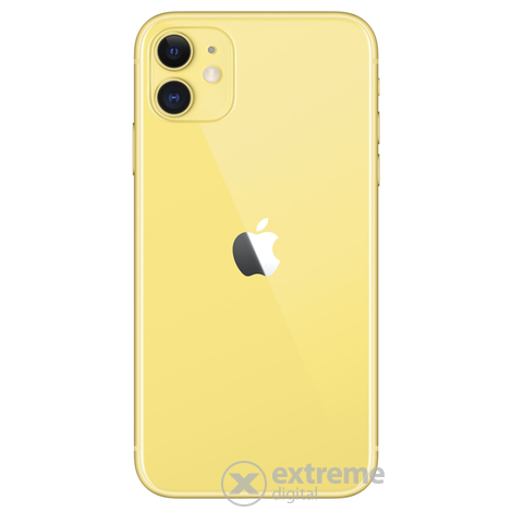 Apple iPhone 11 64GB pametni telefon (mhde3gh/a), žuti