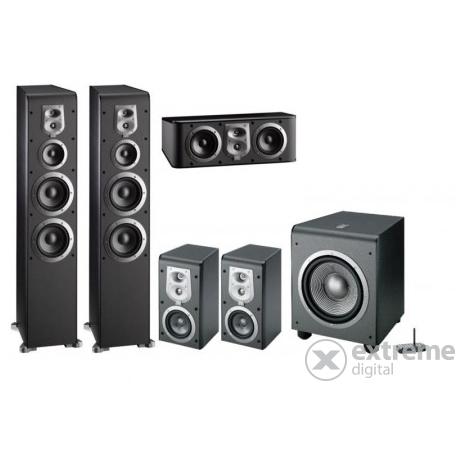 jbl es 100 hangfalszett 100 30 25c 250w 5 1 szett fekete extreme digital. Black Bedroom Furniture Sets. Home Design Ideas