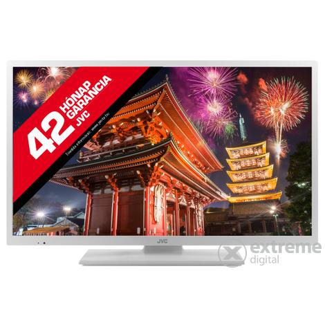b742a2680 JVC LT-32VW52L Full HD SMART LED televízor, biely | Extreme Digital