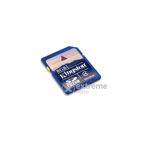 Card memorie Kingston Secure Digital SDHC Class4 8GB