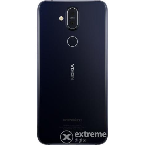 c5e22879e0 Nokia 8.1 Dual SIM Smartphone ohne Vertrag, Blue (Android)   Extreme ...