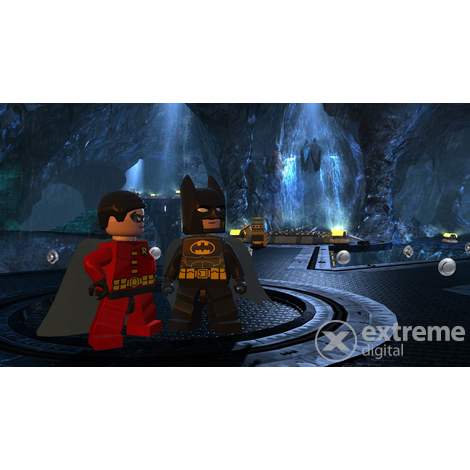 Warner Bros Interact LEGO Batman 2: Dc Super Heroes PC játékszoftver