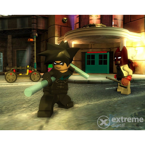 Warner Bros Interact LEGO Batman PC játékszoftver