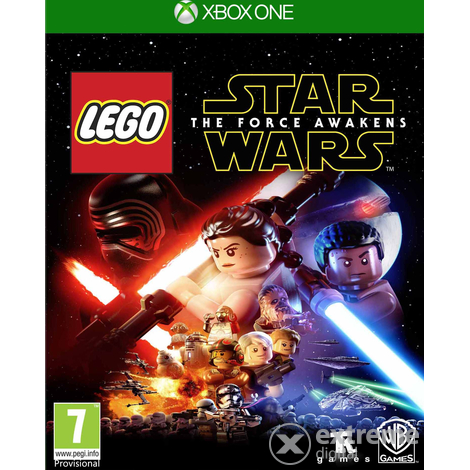 Warner Bros Interact LEGO Star Wars: The Force Awakens Xbox One játékszoftver