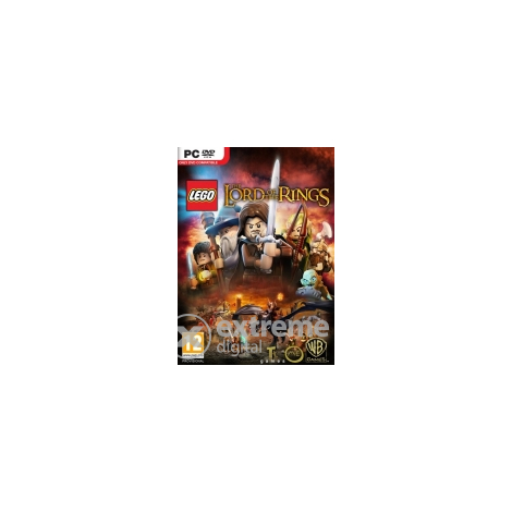 Игра Lego The Lord Of The Rings за PC