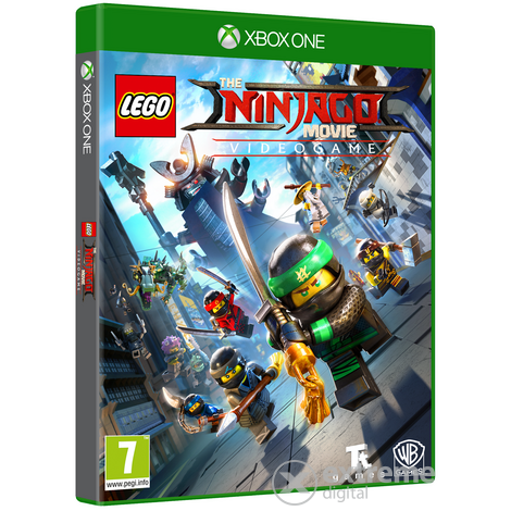 Warner Bros Interact The LEGO Ninjago Movie video game Xbox One játékszoftver