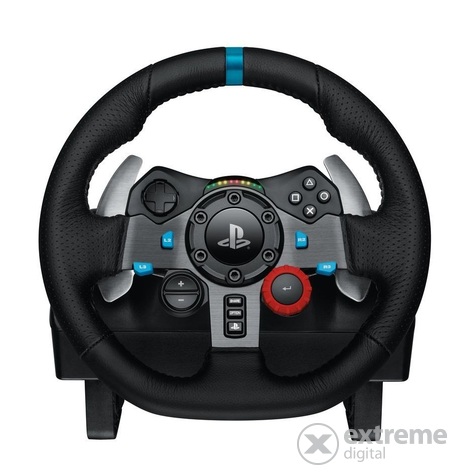 Logitech G29 Driving Force Racing Wheel volan (PlayStation4, PlayStation3, PC - USB, 941-000112)