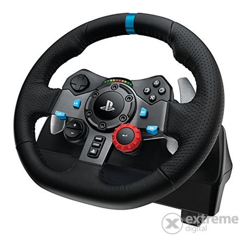 Logitech G29 Driving Force Racing Wheel (PlayStation4, PlayStation3, PC - USB, 941-000112)