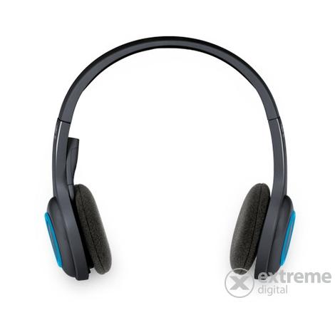 Logitech Headset H600 USB mikrofonos fejhallgató (981-000342 ... 143ad38fed